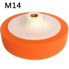 "6"" 140mm Car Polishing Cleaning Washing Sponge Buffer Pad M14 Polisher Pad"