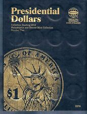 Presidential 2012 to 2016 Coins & new book.  Complete P & D Mint set, Great gift