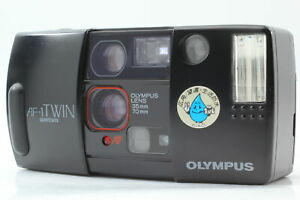 [ Near Mint ] Olympus AF-1 Twin 35mm Point & Shoot Film Camera From JAPAN