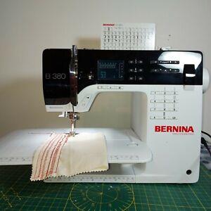 Bernina 380 Sewing Machine Good working Condition