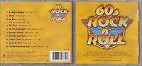 60's ROCK N ROLL CD 2003 VARIOUS ARTISTS