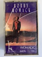 Bobby Womack Womagic (Cassette)