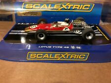 Spielzeug Elektrisches Spielzeug Beautiful Superslot Legends H3833a Lotus 72 #29 Gp SÜdafrika 1974 Scheckter Scalextric Uk High Quality And Inexpensive
