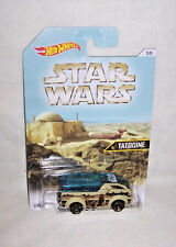 HW 2016 STAR WARS PLANET SERIES TATOOINE Wal-Mart Exclusive Vanster 3/8 DJL09