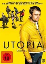 2 DVD-Box ° Utopia - Staffel 1 ° NEU & OVP