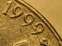 """""""Mules Wrong Anvil Die"""" US Mint Error 1999-P  Jefferson Nickel Very """"RARE""""*"""