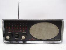 Vintage Electra Bearcat III 8 Channel Scanner Receiver Model BC III