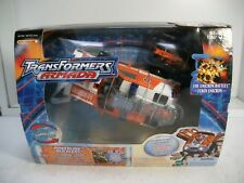 Transformer Armada Powerlinx RED ALERT w/Longarm mini-con Action Figure ~ MISB