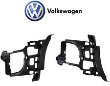 Volkswagen GTI 2010-2014 Set of Left and Right Headlight Bracket Guide Genuine