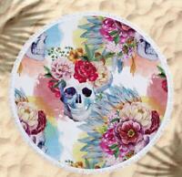 Details about  /3D Triangle Lotus ZHU993 Summer Plush Fleece Blanket Picnic Beach Towel Dry Zoe