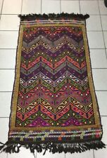 Teppich Hochzeitskelim Kelim Prov. Aserbaidshan 190x98cm