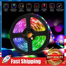 32.8ft Led Strip Lights  5050 Led Tape Lights Color Changing RGB Led Room Lights