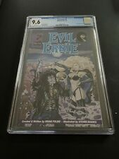 Evil Ernie # 2 CGC 9.6 1st Lady Death cover appearance white pages