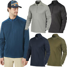Oakley Men's Range 1/4 Zip Sweater Golf Pullover Jumper