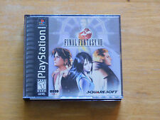 Final Fantasy VIII, COMPLETE (Sony PlayStation 1, 1999)
