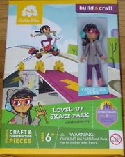 Level-Up Skate Park construction building toy GoldieBlox Valentina Viltz MK005