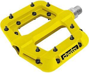 """RaceFace Chester Composite Platform Pedals 9/16"""" -1 Pair~Multi Color"""