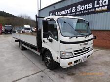 0 4x2 Commercial Lorries & Trucks