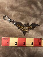 2 Sided Patch Keychain BAT / OREGON CAVES National Monument & Preserve 77U9