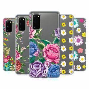 HEAD CASE DESIGNS FLOWER POWER GEL CASE FOR SAMSUNG PHONES 1