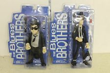 Mezco Blues Brothers Jake and Elwood Blues Figures