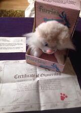 POUND PUR-R-RIES Vintage 80s HORNBY FURRIES CAT/kitten Newborns Original BOXED,