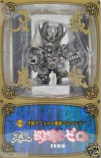 New ART STORM Garo Deformation Makai Collectio Zero Silver Knight Painted
