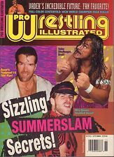 Pro Wrestling illustrated November 1995 Razor Ramon, Shawn Micheals 081117nonDBE