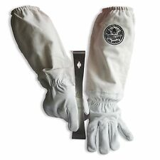 Cotton Amp Sheepskin Beekeeping X Large Gloves With Scraper Pry Bar Gl Glv Pry Xlg
