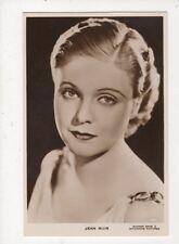 Jean Muir Vintage RP Postcard Actress 568a