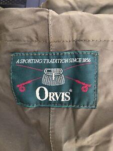 Orvis Fishing Waders / Pants — Olive Green — Medium M