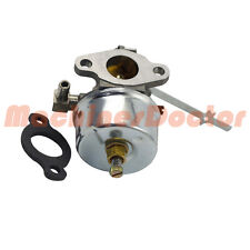 New Carburetor Carb Fits Tecumseh 631918 HS40 4HP HS50 5HP Lawn Mower Engine