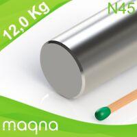 10 NEODYM STAB MAGNETE D1,5x5 mm NdFeB N52 MAGNETSTAB Scheibenmagnete 250 G