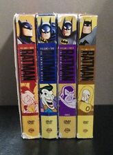 Batman: The Animated Series - Vols. 1-4    (DVD w/Slipcovers)      LIKE NEW