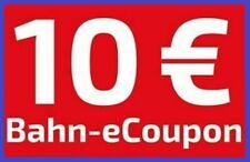 ✅ 10 € eCoupon DB Deutsche Bahn Gutschein IC/ICE 29,90€ ✅ BLITZVERSAND < 60min ✅