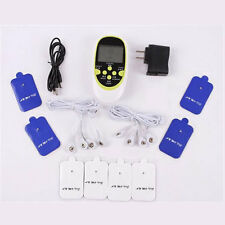 Electric Health Massage Massager Physiotherapy LCD Digital Therapy Fit Machine