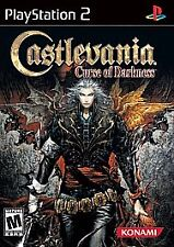 Castlevania: Curse of Darkness (Sony PlayStation 2, 2005) Ps2 Disc Only Tested