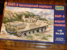 1/35 Scale, USSR, BMP-3 IFV Tank, Model (NSIB)