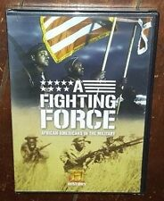 A Fighting Force: African-Americans in the Military (DVD, 2008)