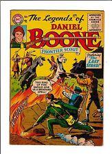 The Legends Of Daniel Boone No.5   : 1956 :   : Scarce! :