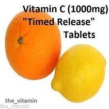 """Vitamin C (1000mg) """" Timed Release """" 108 comprimés"""