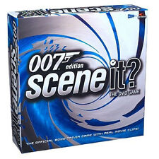 Scene It? 007 Edition The DVD Game