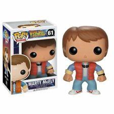Funko Pop! Movies: Back to the Future - Marty McFly (49) Figura Bobble Head