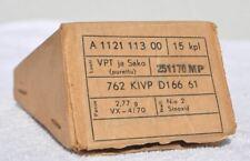 1939 Finland Finish Winter War VPT SAKO 7.62 mm Empty Ammo Cartridge Shell Box