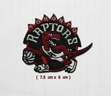 Toronto Raptors NBA Sport Logo  Embroidery Patch Iron and sewing on Clothes.