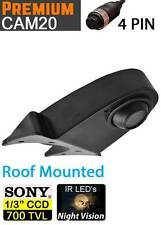 "Easy-Fit (4 pin connector) 1/3"" Sony 700TVL CCD Van Roof Reversing Camera"