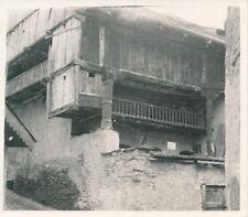 DAUPHINÉ c. 1940 - Vieille Maison Chalet - P 1773