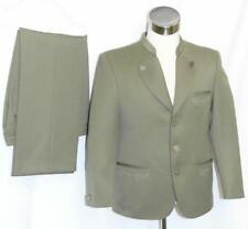 DISTLER ~ Wool Men Boy German Sport SHORT SLEEVES Dress Suit JACKET & PANTS M
