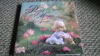 Precious Moments Last Forever Book by Laura C. Martin 1994 HCDJ Spec C C Edition