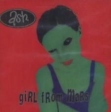 Ash - Girl From Mars   - CD Single